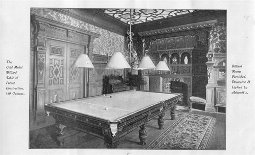 Ashcroft Billiard Room