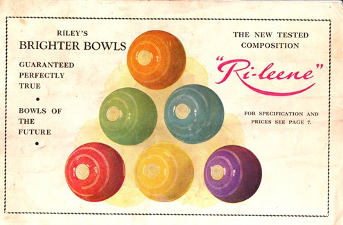 Ri-Leene Coloured Bowls