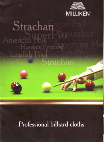 Strachan catalogue