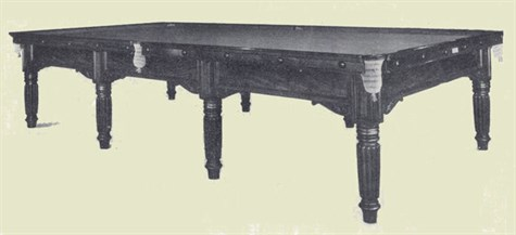Thurston or Gillow table